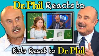 Baixar Dr. Phil Reacts To Kids React To Dr. Phil