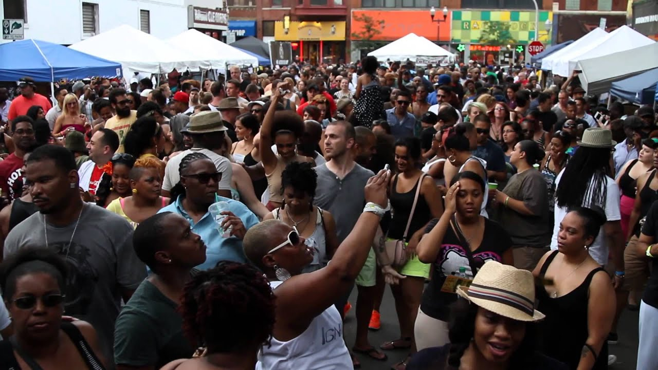 12th Annual Silver Room Block Party Sat July 19th Youtube