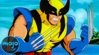 Gambar cover Top 10 '90s Cartoon Heroes