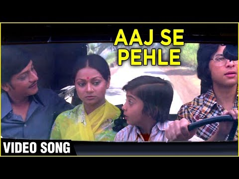 Aaj Se Pehle Aaj Se Jyada - Chitchor - Yesudas Best Hindi Song - Ravindra Jain Songs
