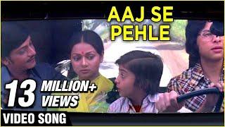 Aaj Se Pehle Aaj Se Jyada - Chitchor - Yesudas Best Hindi Song - Ravindra Jain Songs