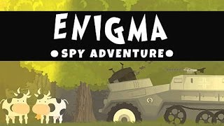 Enigma Spy Adventure Speedrun Walkthrough Episode One