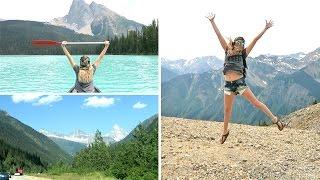 Rocky Mountain Road Trip | Kicking Horse, Lake Louise & Emerald Lake