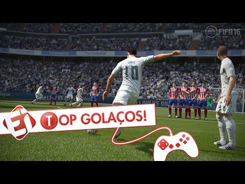 TOP 5 FIFA #7 - Os melhores gols da galera na semana