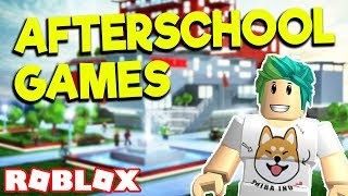 ROBLOX AFTERSCHOOL GAMES! JAILBREAK UPDATE, SIMON SAYS & MORE! | Roblox Live Stream