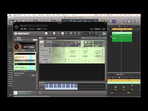 Composing Music - Tutorial