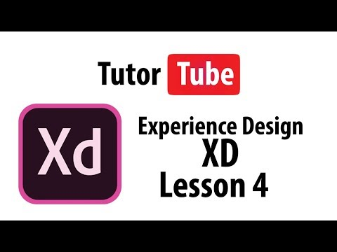 XD (Experience Design) Tutorial - Lesson 4 - UI Kits