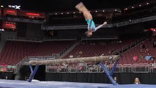 Konnor McClain – Balance Beam – 2019 GK U.S. Classic – Junior Competition