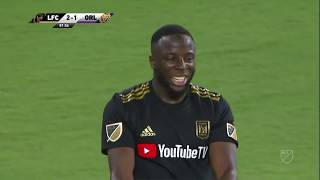 LAFC vs Orlando City SC (4-1) | Full Highlights | MLS 2018