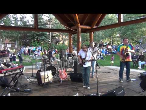 New Orleans Suspects - full show - Town Park 8-6-15 Frisco, CO HD Tripod