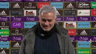 José Mourinho dismisses Premier League top four talk, insists Spurs will take it one match at a time screenshot 4