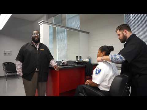 DACC Business of the Week - Central Carolina Community College-Dunn Center (Barbering)