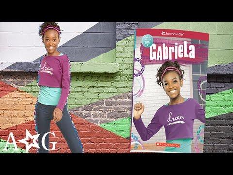 Sneak Peek At Gabriela's Book! | Gabriela McBride | American Girl