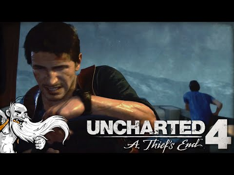 """""""A THREE HOUR TOUR...A THREE HOUR TOUR!!!"""" Uncharted 4 Ep 13 1080p HD PS4 Gameplay Walkthrough"""