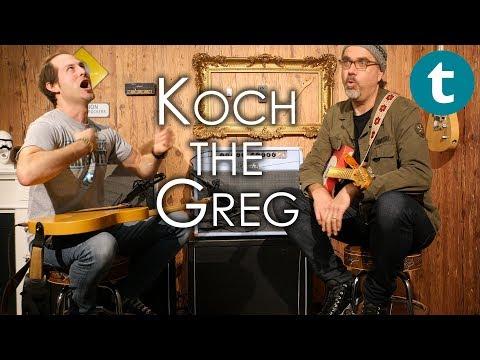New Signature Amp | Greg Koch Geartalk | Part 1