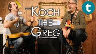 New Signature Amp   Greg Koch Geartalk   Part 1