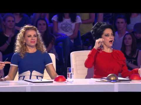 ČESKO SLOVENSKO MÁ TALENT 2015 - Rene Junior