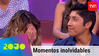 Mamá de Millaray quiere a Juan Ángel de yerno | Rojo