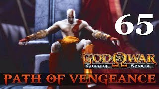 [Ghost of Sparta   65] Path of Vengeance (Let's Play God of War series w/ GaLm)