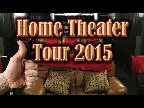 Home Theater Walkthrough 2015