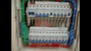 Quadro de distribuição residencial 3 (RD instalações eletricas)