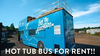 RENT MY HOT TUB BUS!