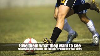 How to Create a Recruiting Video That Coaches Will Watch