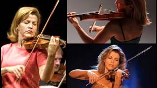 Anne-Sophie Mutter: Carmen Fantasy, Op.25-Introduction. Allegro moderato