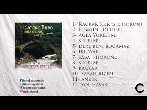 Mahmut Turan - Kaçkar Sözlü (Official Lyrics) (Tulum)
