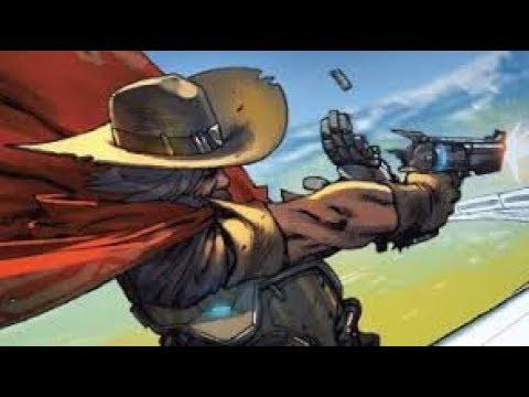 Que Alguien Llame Al Enterrador   Overwatch Comentado   McCree    Todos Contra Todos   ViCeN