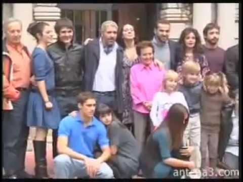Rueda de prensa de la cuarta temporada de \'El Internado\' - YouTube