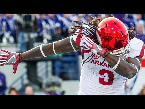 Beastmode Jr. || Arkansas RB Alex Collins 2015 Highlights ᴴᴰ