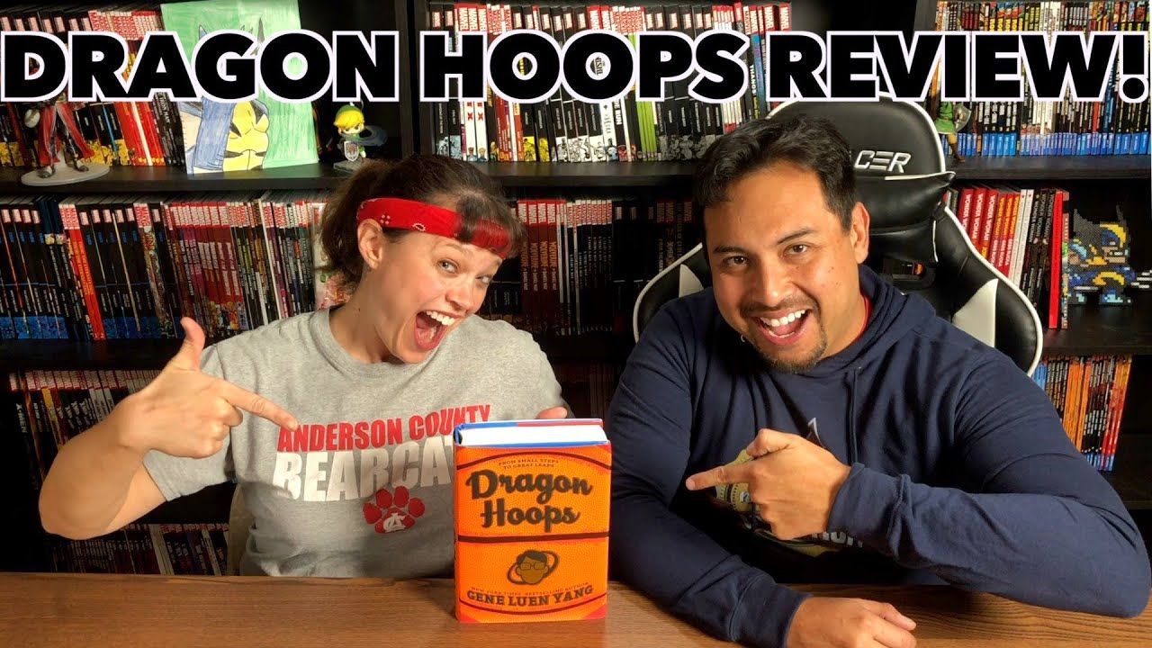 Dragon Hoops Hardcover Review!