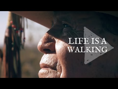Life Is A Walking || Native American Wisdom