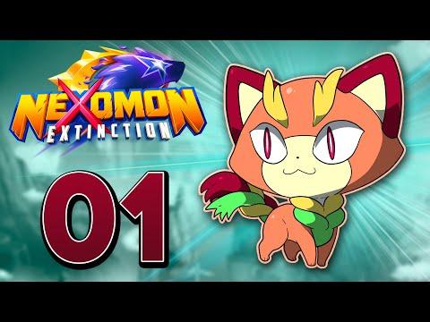 ПОКЕМОНЫ НА РУССКОМ -  Nexomon: Extinction #1 - Прохождение (ПОКЕМОНЫ НА ПК)
