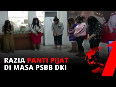 Prostitusi Terselubung Berkedok Panti Pijat, 21 Orang Diamankan Polisi | TvOne