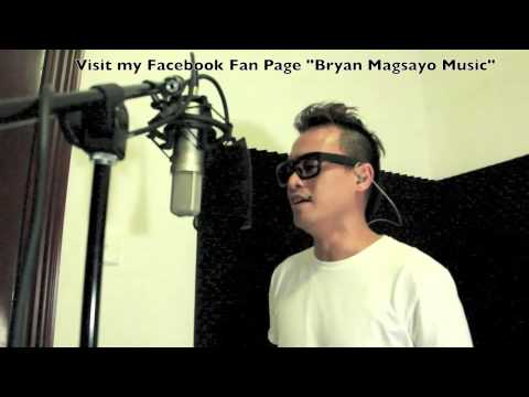 Air Supply - I Can't Believe My Eyes cover by Bryan Magsayo