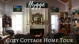 Cozy Cottage Home Tour | HYGGE Home