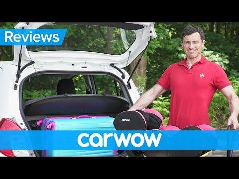 Suzuki Celerio 2018 practicality review   Mat Watson Reviews - Dauer: 2 Minuten, 19 Sekunden