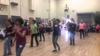 Tightrope Line Dance by Roy Hadisubroto & Daniel Trepat