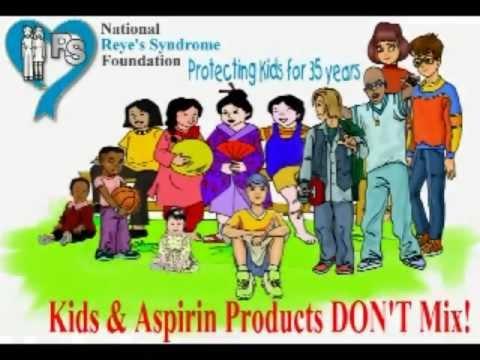 Aspirin reyes syndrome