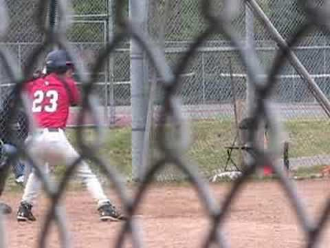 Kegan Erickson  Triple Play Baseball hitting film