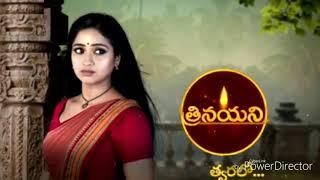 Trinayani is the new serial in zee telugu. ashika gopal playing female lead role telugu going to launch s...