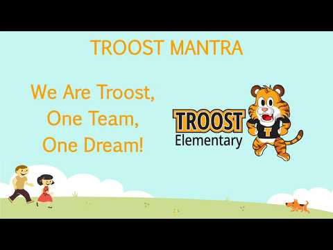 Welcome to Troost Elementary School!