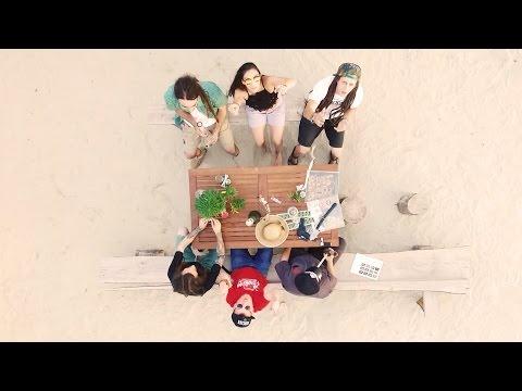 Urban Robot - /hai taim/ feat. MessenJah (Prod. WeedField) [Official 4K Video]
