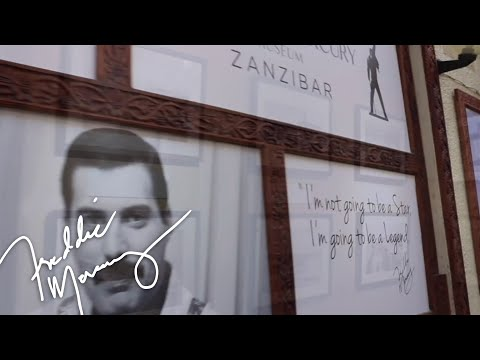 Mikey - Now Open in Zanzibar - The Freddie Mercury Museum