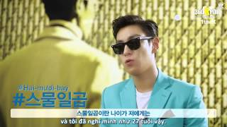 vietsub hashtag   top from top exhibition vipteam 360kpop