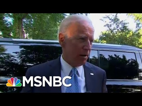 'Problematic,' 'He Didn't Coddle': Joe Biden's Remarks From All Sides | Morning Joe | MSNBC
