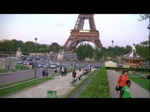 Jardins du trocadéro (Paris)