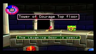 [Tomba! 2] Tower of Courage Location